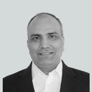 Headshot of Sunil Sheroan Operations Strategist