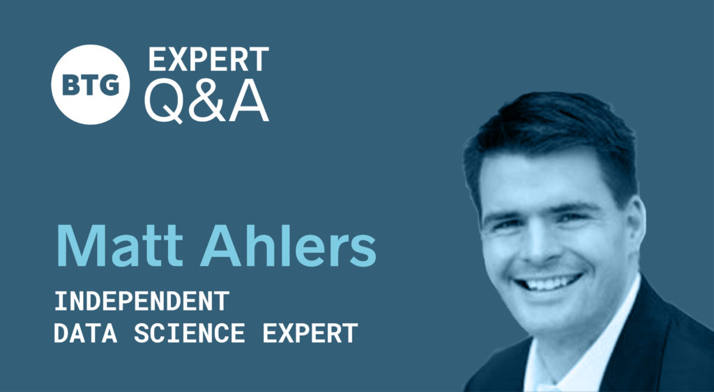 data science adoption - matt ahlers